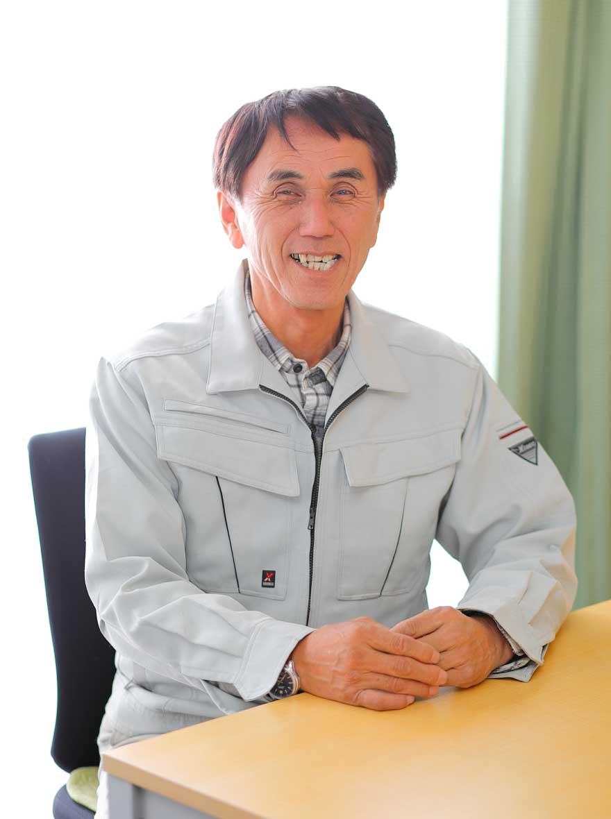 代表取締役 松本 一